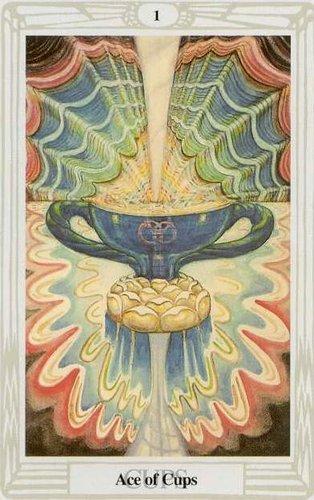ADJUSTMENT (o magii s Maat) : Eso pohárů - KOŘEN SIL VODY